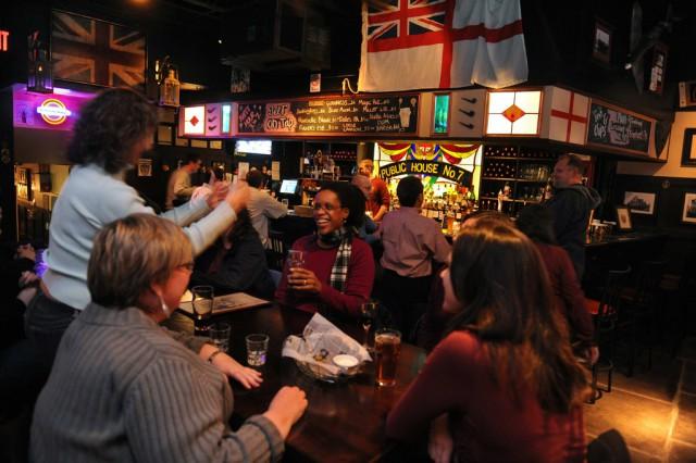 New British Pub In Falls Church, VA